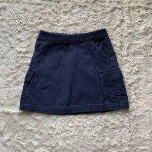 Old Navy Corduroy Girls Skirt